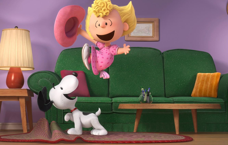 Обои Snoopy. Рендеринг foto 18