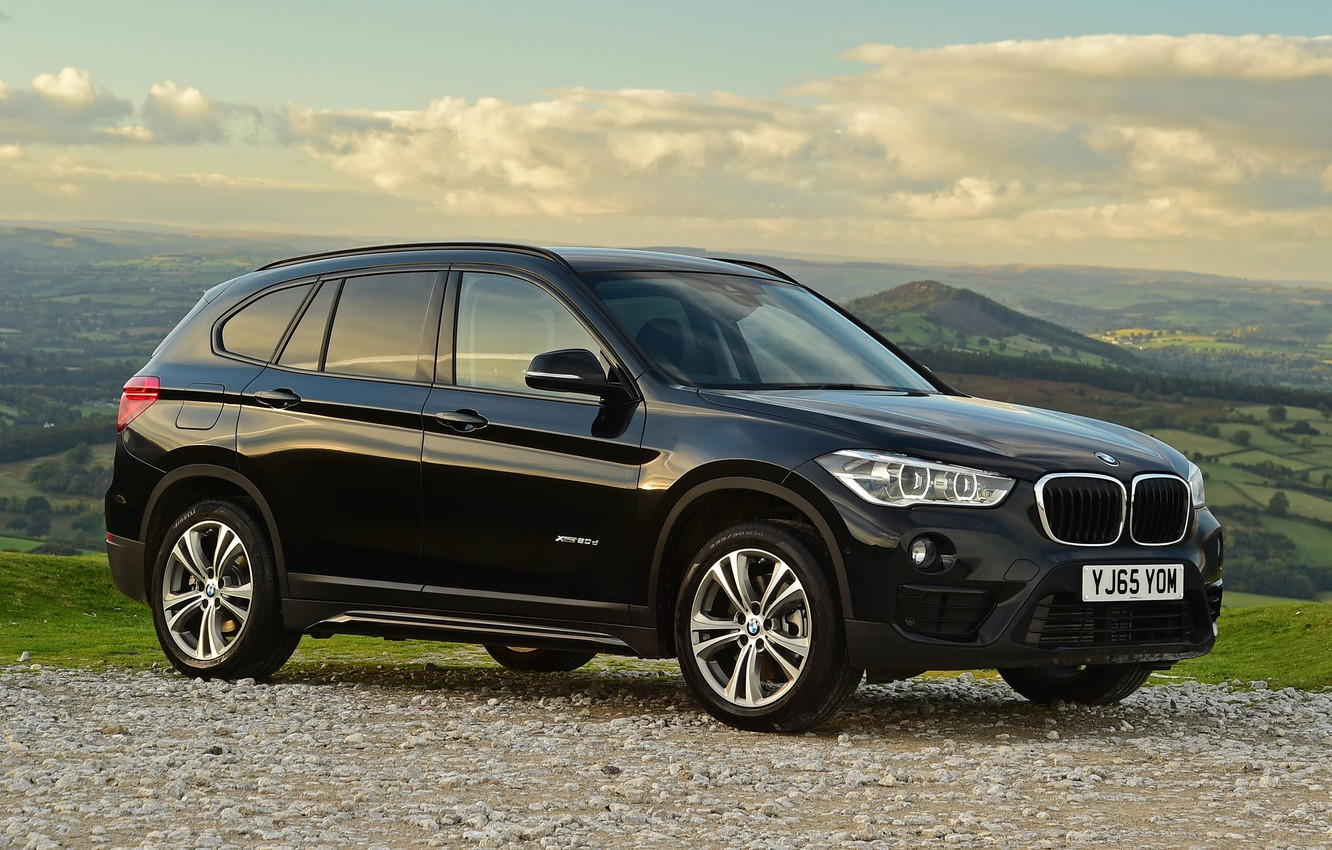 Photo wallpaper BMW, BMW, crossover, F48