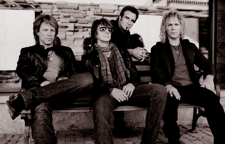Photo wallpaper music, rock, bon jovi, bon