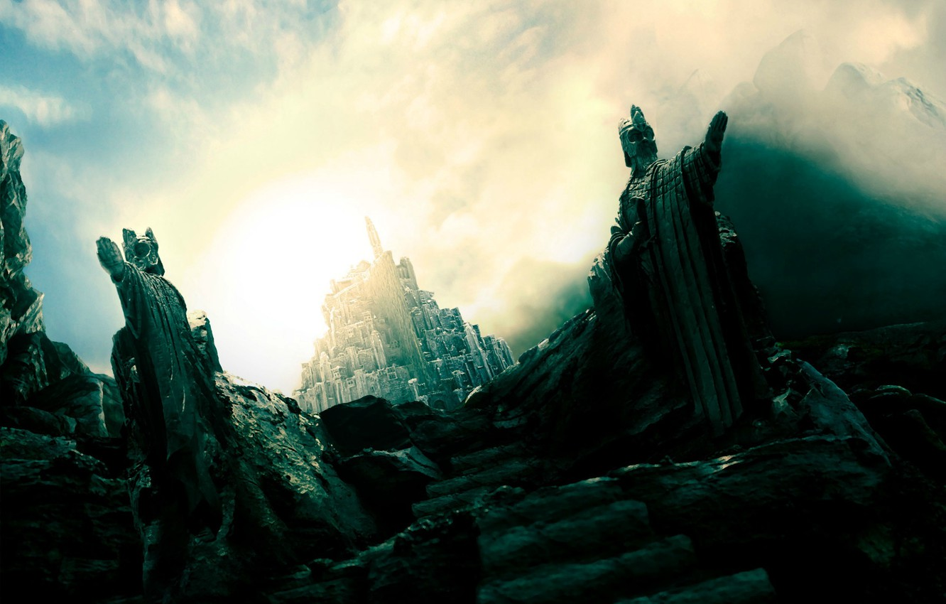 Wallpaper The Film The Lord Of The Rings The Lord Of The Rings