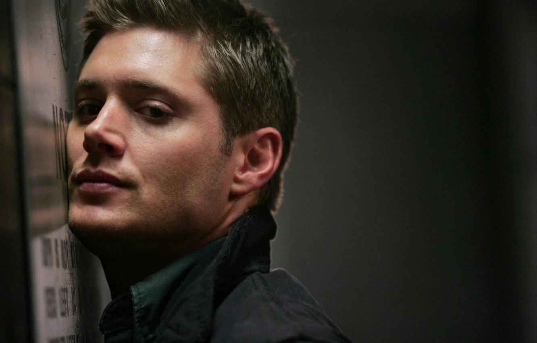Photo wallpaper actor, supernatural, jensen ackles, Jensen ackles