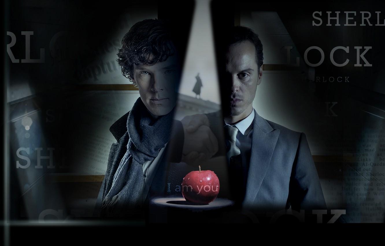 Photo wallpaper Sherlock bbc, Sherlock, bbc, Moriarty