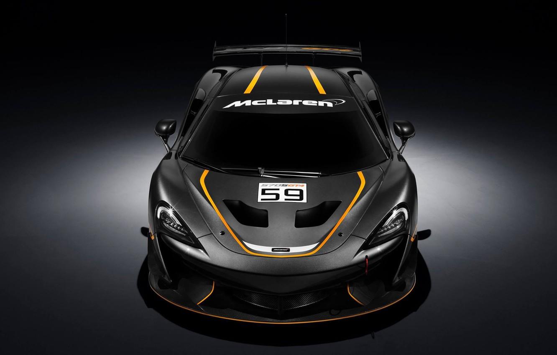 Photo wallpaper McLaren, McLaren, FAS, 570s