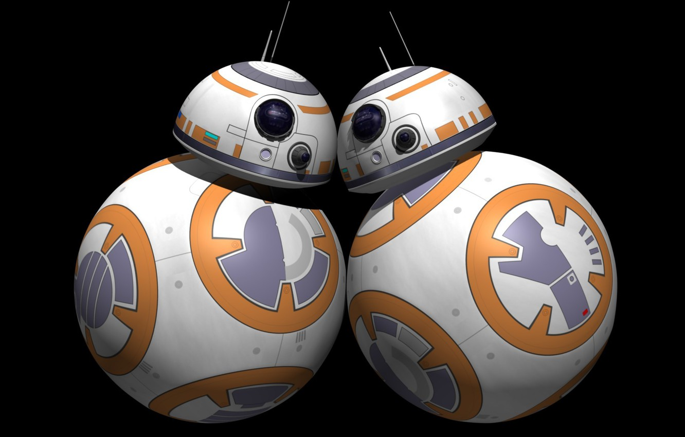 Wallpaper Star Wars Star Wars Droid Bb 8 Images For Desktop