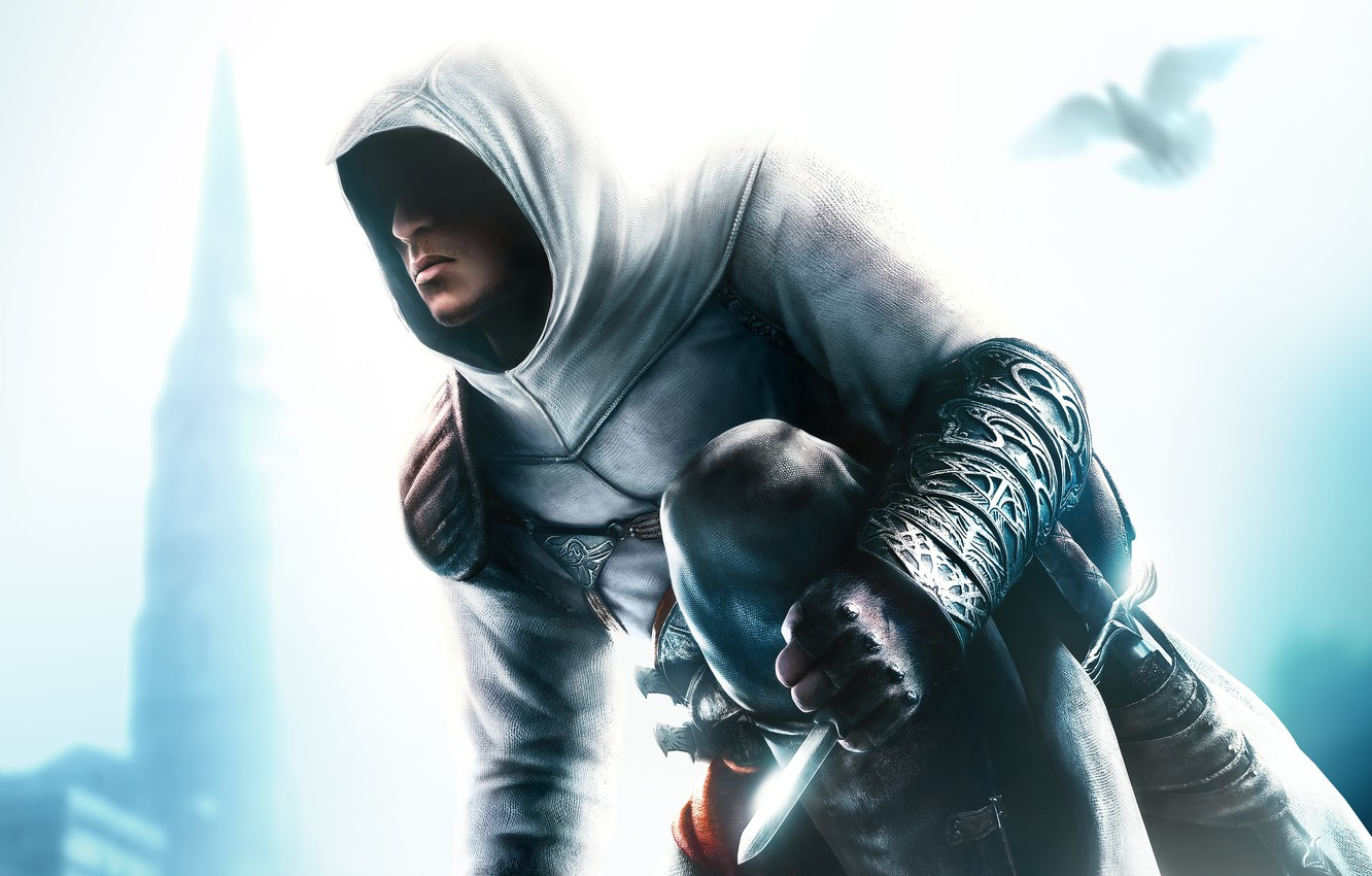 Wallpaper Assassins Creed, Ubisoft, Assassin's Creed, Altair Ibn ...