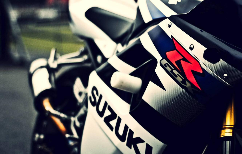 Photo wallpaper Motorcycle, Suzuki, Suzuki, gsx-r