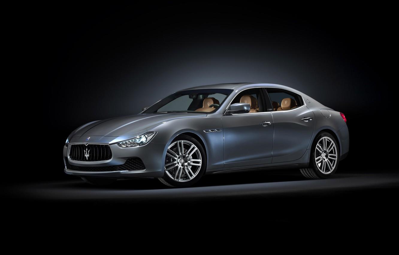 Photo wallpaper Concept, Maserati, 2014, Ghibli, Zegna Edition, Ermenegildo