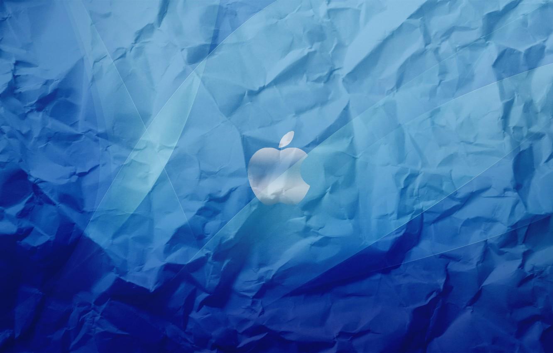 Photo wallpaper apple, Apple, icon, brand