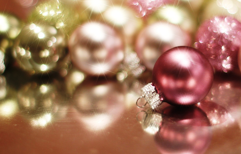 Photo wallpaper balls, light, glare, balls, toys, New Year, Christmas, red, Christmas, holidays, New Year, Christmas, Christmas