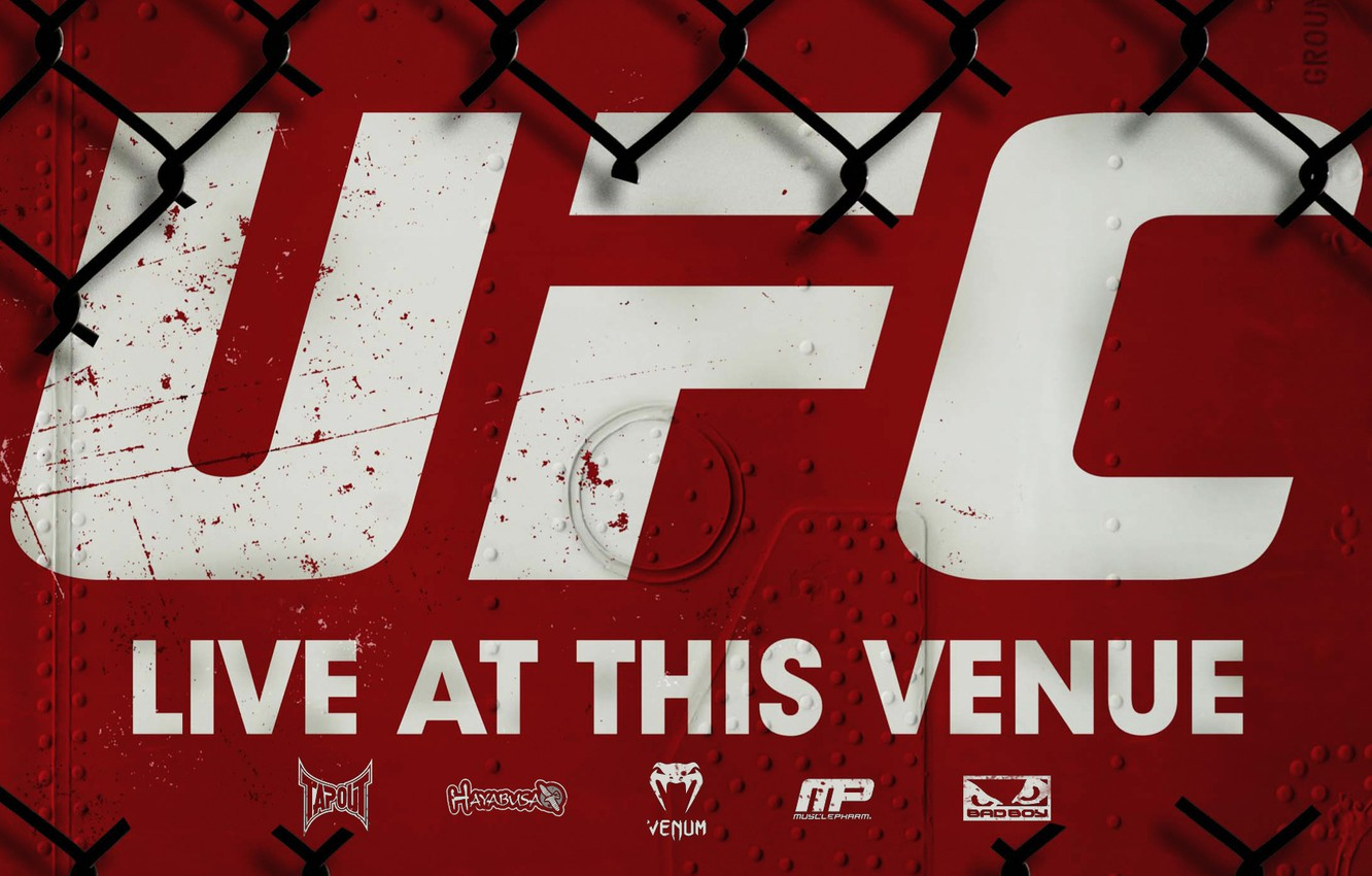Wallpaper Logo Mma Ufc Images For Desktop Section спорт