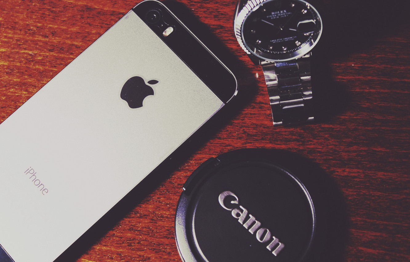 Wallpaper Canon Iphone Clock Images For Desktop Section