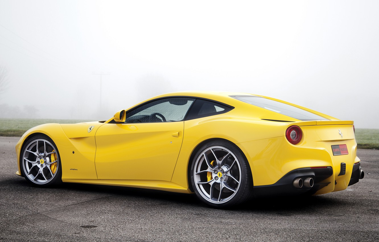 Photo wallpaper Ferrari, supercar, Beauty, Novitec Rosso, F12berlinetta