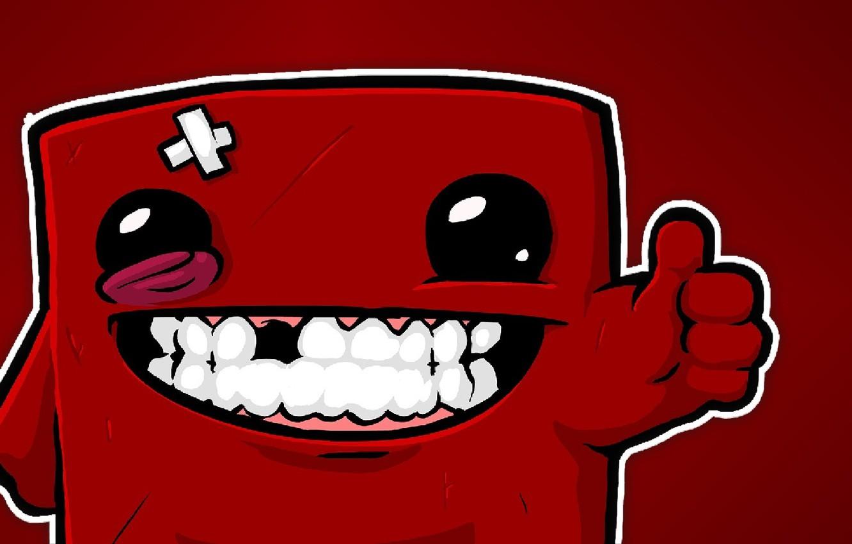 Wallpaper Games Super Meat Boy Meat Boy Images For Desktop