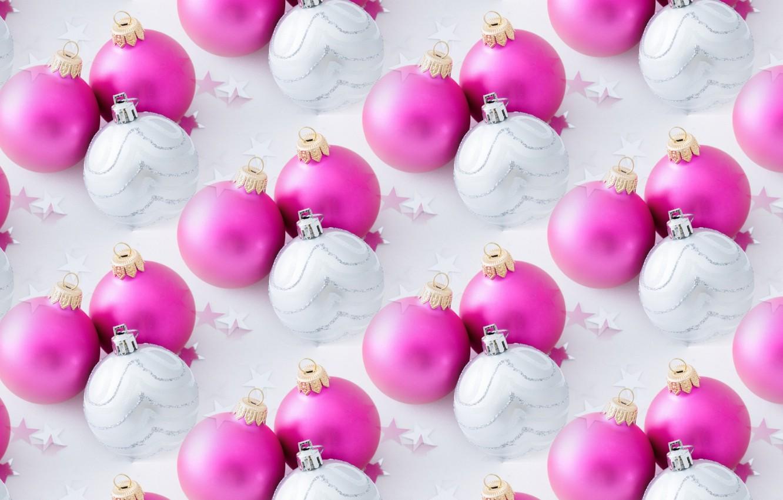 Photo wallpaper balls, background, holiday, texture, New year, Christmas balls