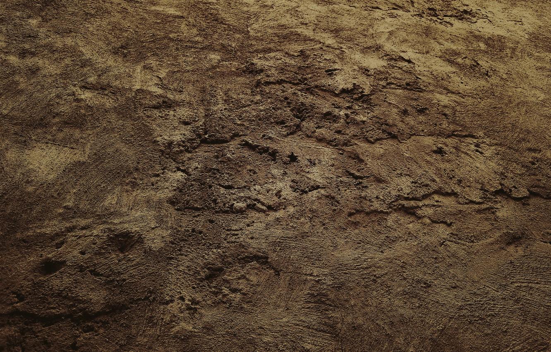 Photo wallpaper sand, earth, texture, dirt, clay, soil