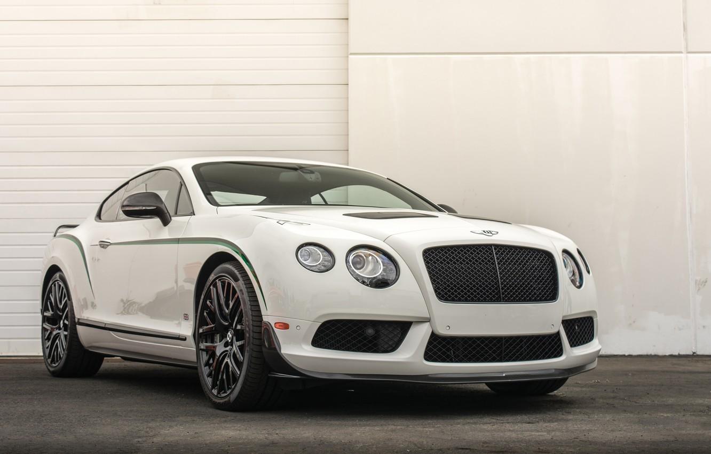 Photo wallpaper Bentley, Continental, GT3-R