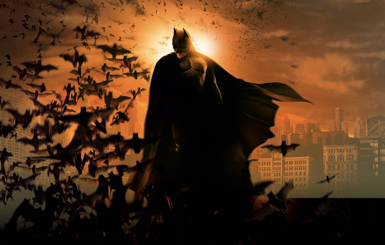 Photo wallpaper Batman, Costume, MASK
