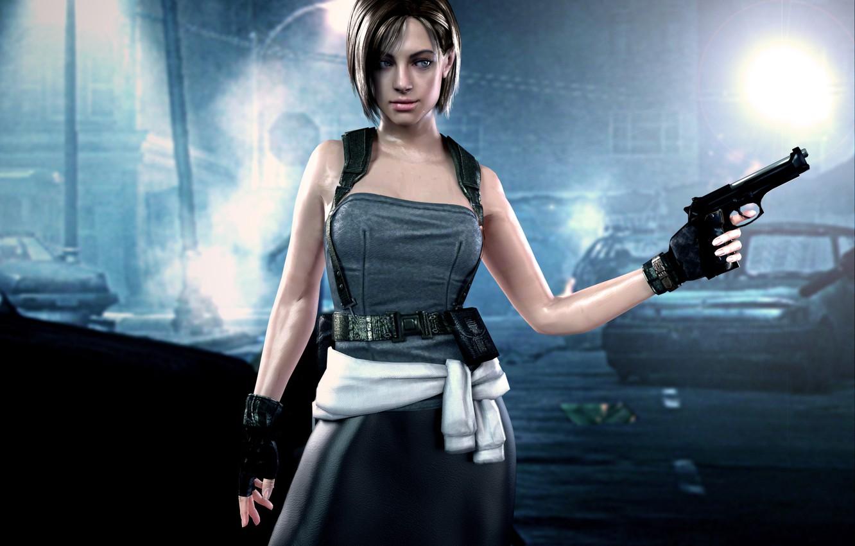 Wallpaper Girl Resident Evil Biohazard Jill Valentine Images