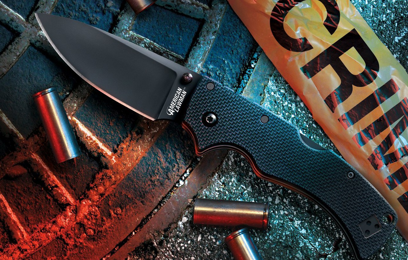 Photo wallpaper knife, Weapons, cold, American