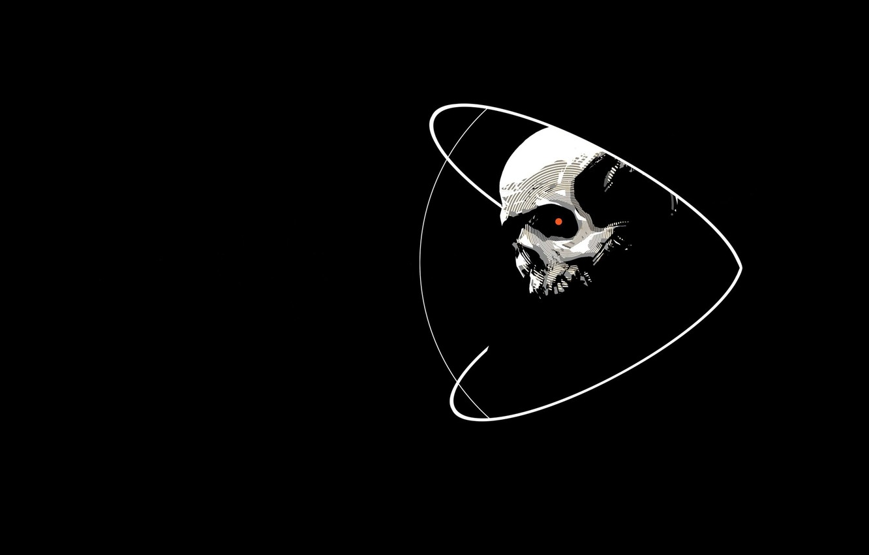Photo wallpaper death, background, skull, sake