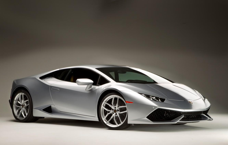 Photo wallpaper Lamborghini, Huracan, LP610-4