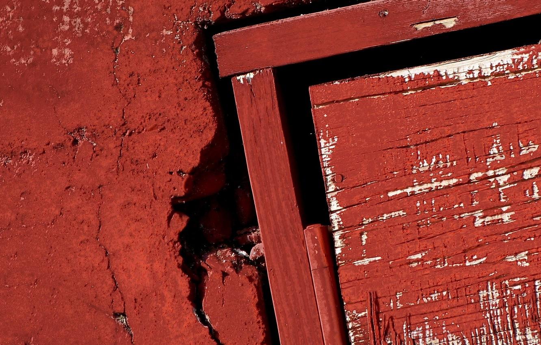 Photo wallpaper wall, color, the door