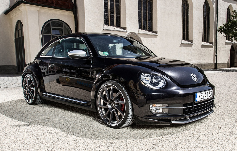 Photo wallpaper beetle, Volkswagen, 2012, Volkswagen, Beetle, ABBOT