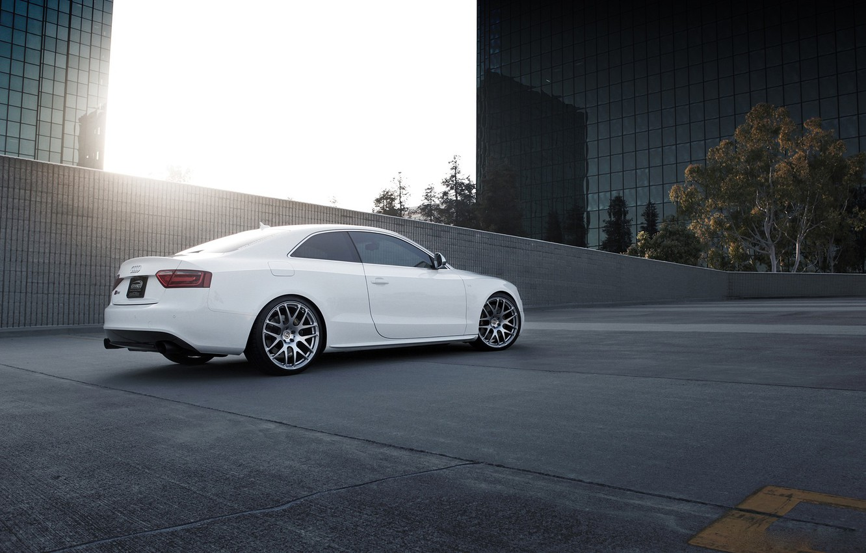 Photo wallpaper auto, Audi