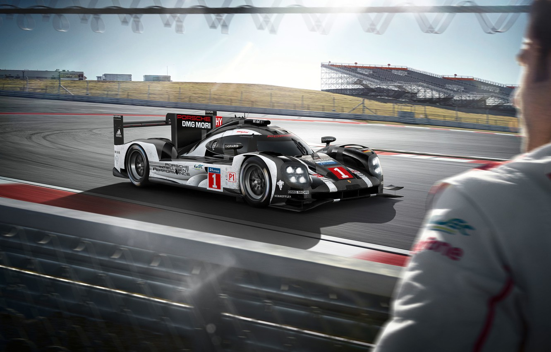 Photo wallpaper Porsche, Hybrid, WEC, 919, 2016, FIA