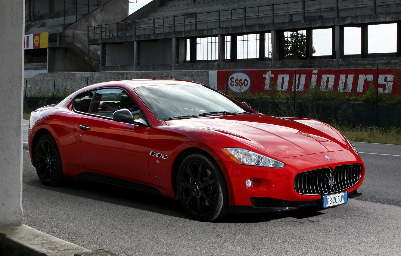 Photo wallpaper Maserati, Maserati, GranTurismo, GranTurismo S, MC Sport Line