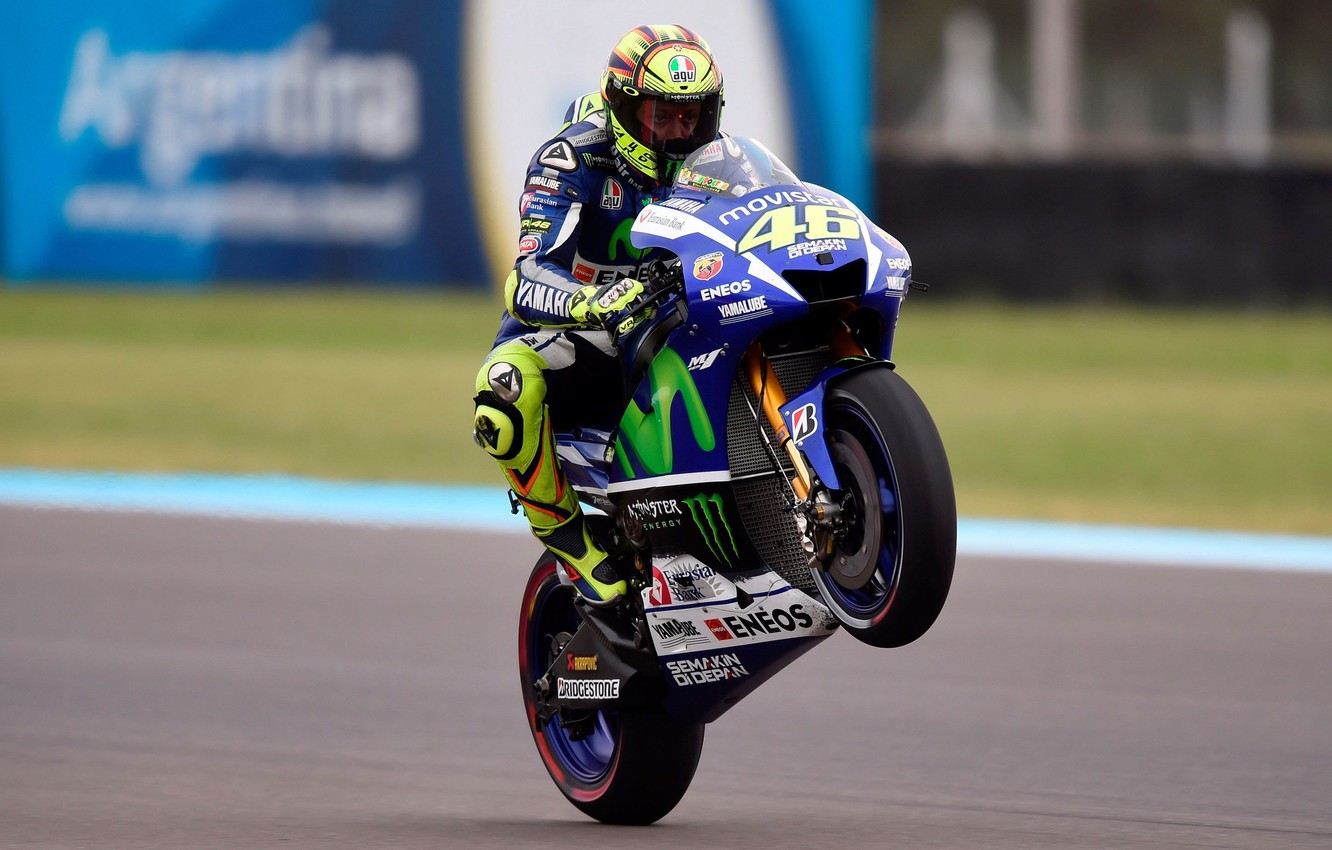 Wallpaper Look Motogp Valentino Rossi Blur Buck Yamaha M1 Images For Desktop Section Sport Download