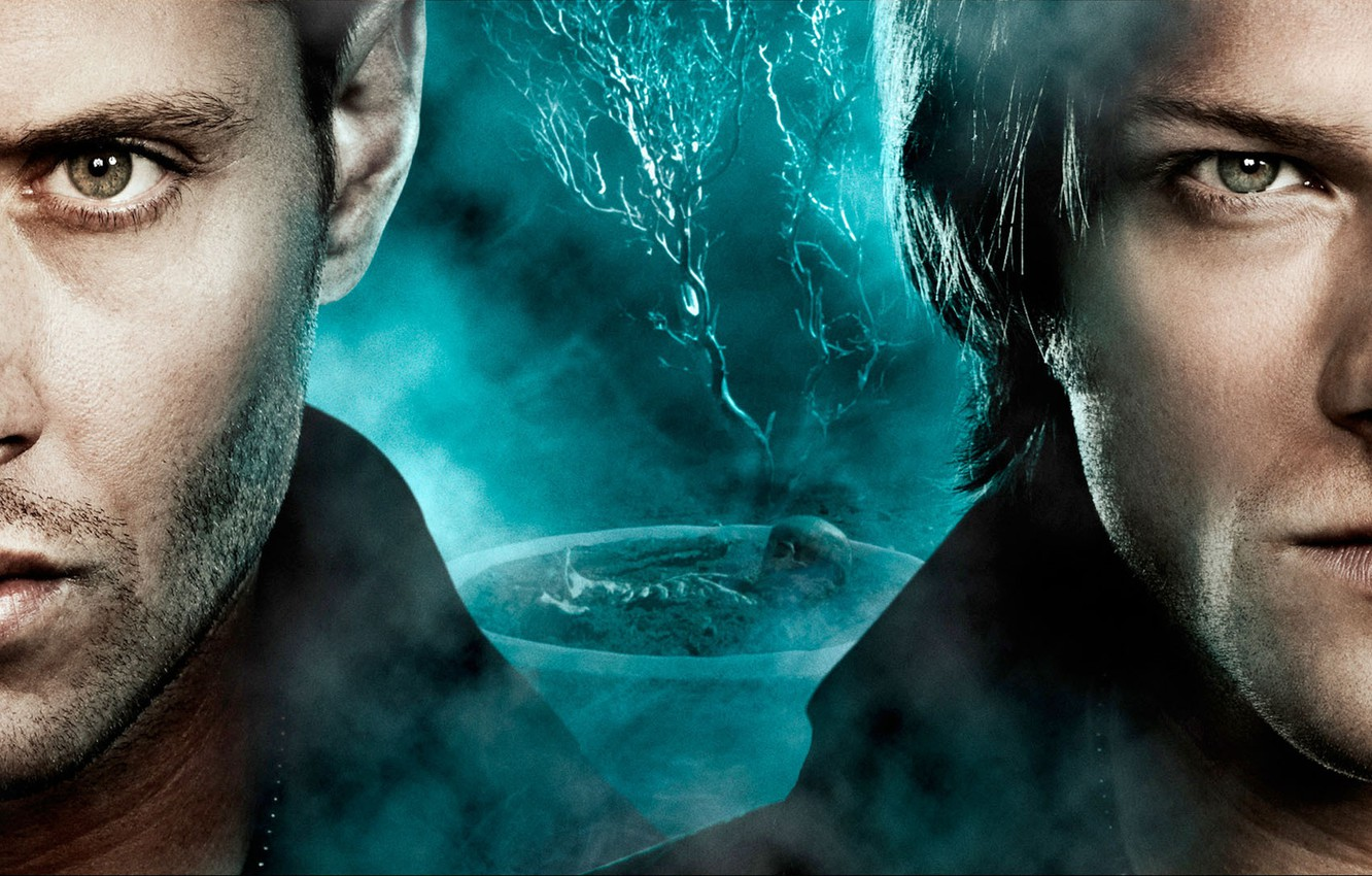 Wallpaper Look Tree Face Skeleton Guys Actors Brothers Men Supernatural Jensen Ackles Supernatural Dean Winchester Dean Winchester Jared Padalecki Sam Winchester Jensen Ackles Images For Desktop Section Filmy Download