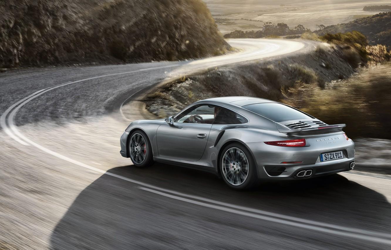 Photo wallpaper Auto, 911, Porsche, Porsche, Speed, Turbo, Sports car, Sportcar, Speed