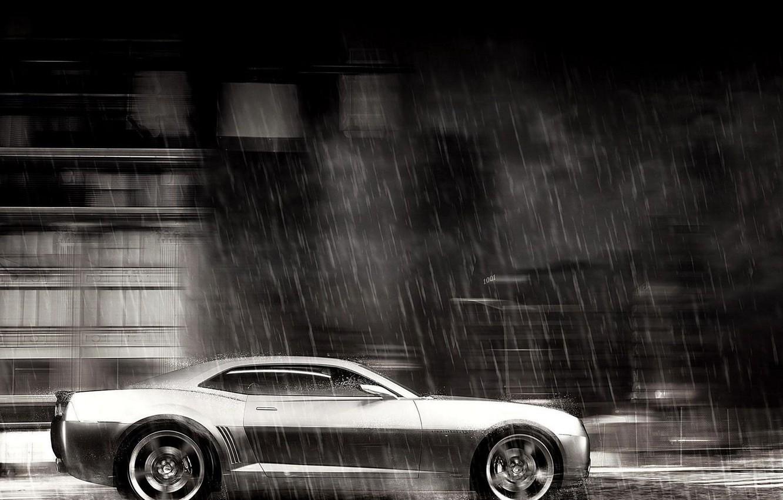 Photo wallpaper Chevrolet, Camaro, Cars