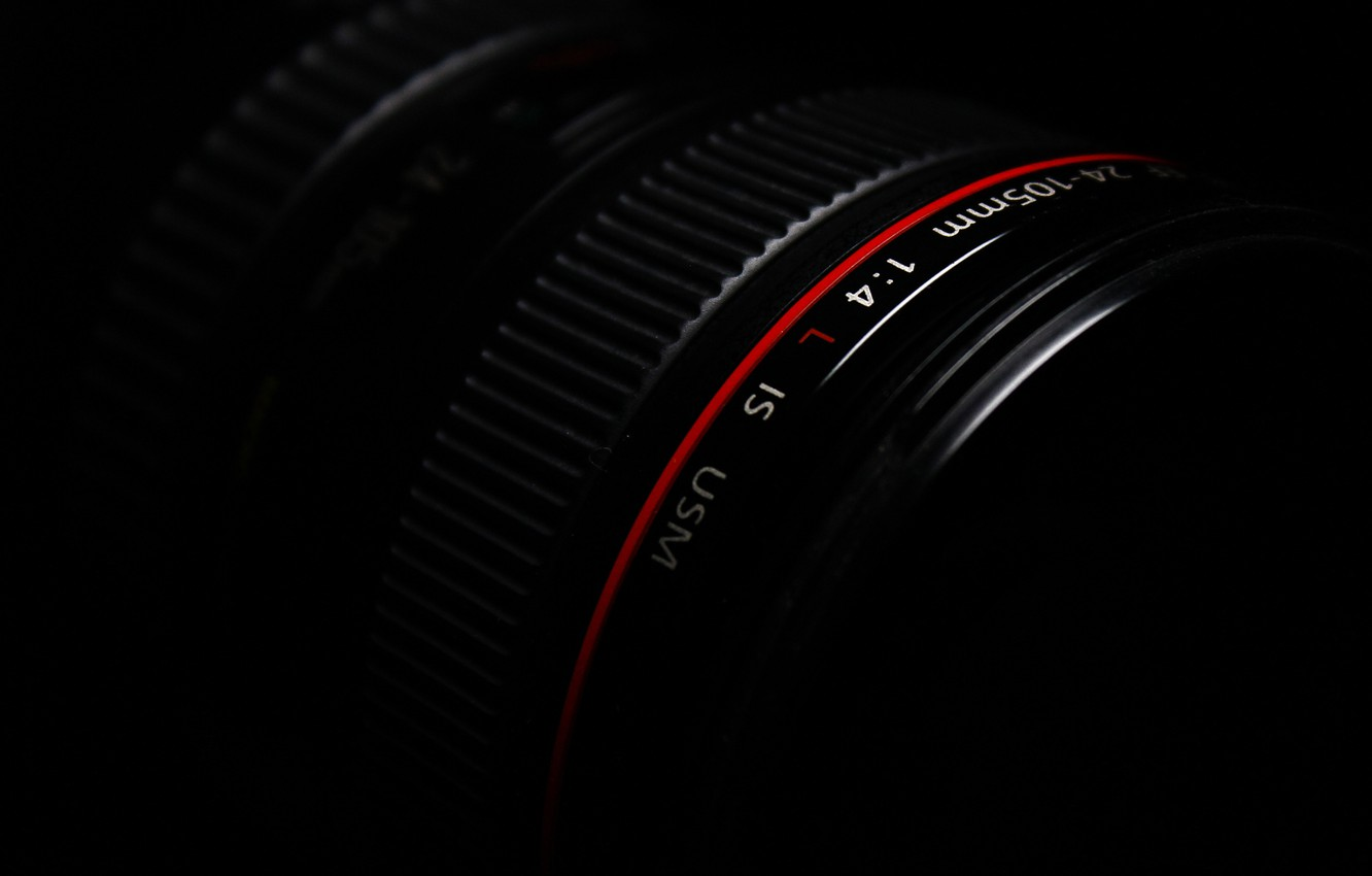 Wallpaper Black Camera The Camera Lens Canon Images For Desktop Section Hi Tech Download
