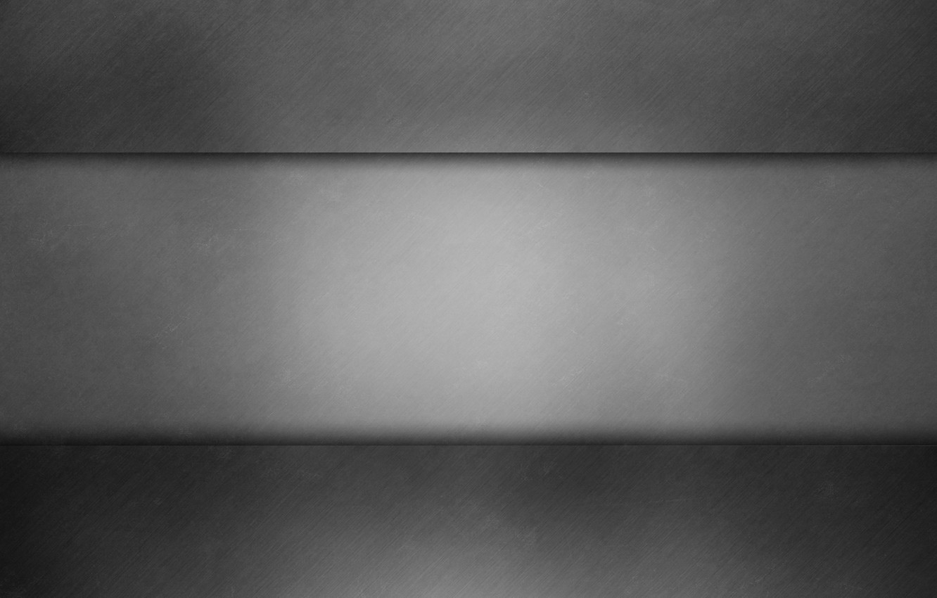 Photo wallpaper strip, grey, texture, silver, darkish