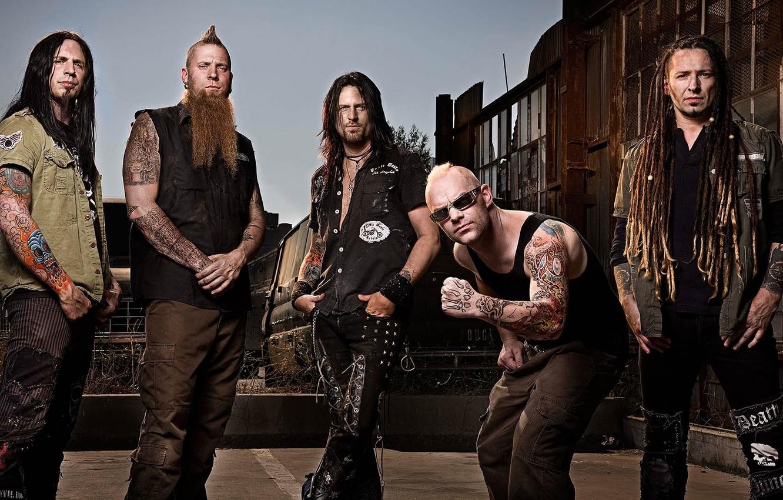 Wallpaper Metal Metal Five Finger Death Punch 5fdp Ffdp 5