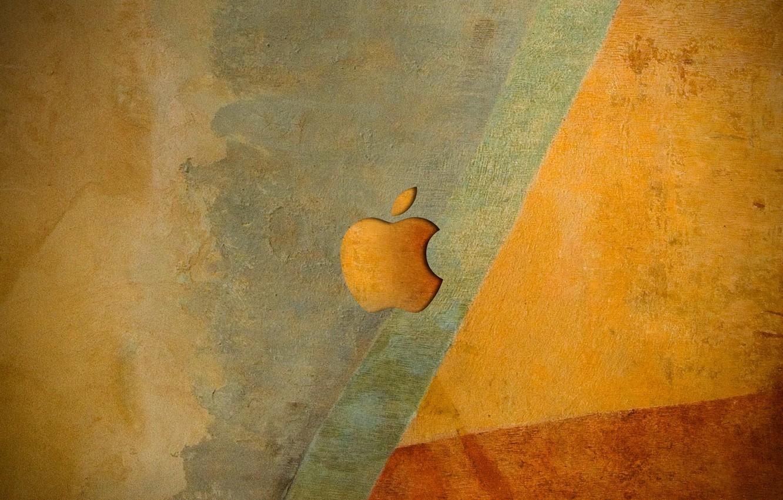 Photo wallpaper Apple, Mac