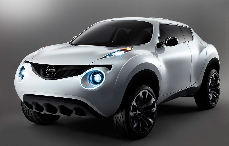 Photo wallpaper Concept, Nissan, Win