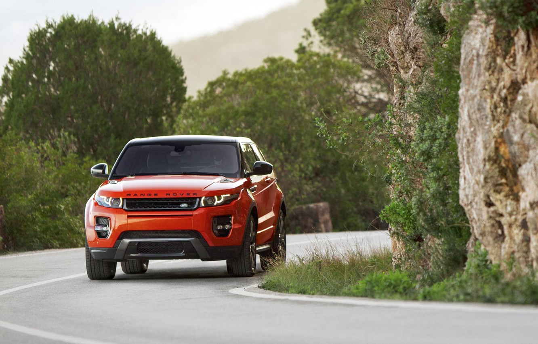 Photo wallpaper SUV, Land Rover, Range Rover, Evoque, Autobiography, Range Rover, 2015