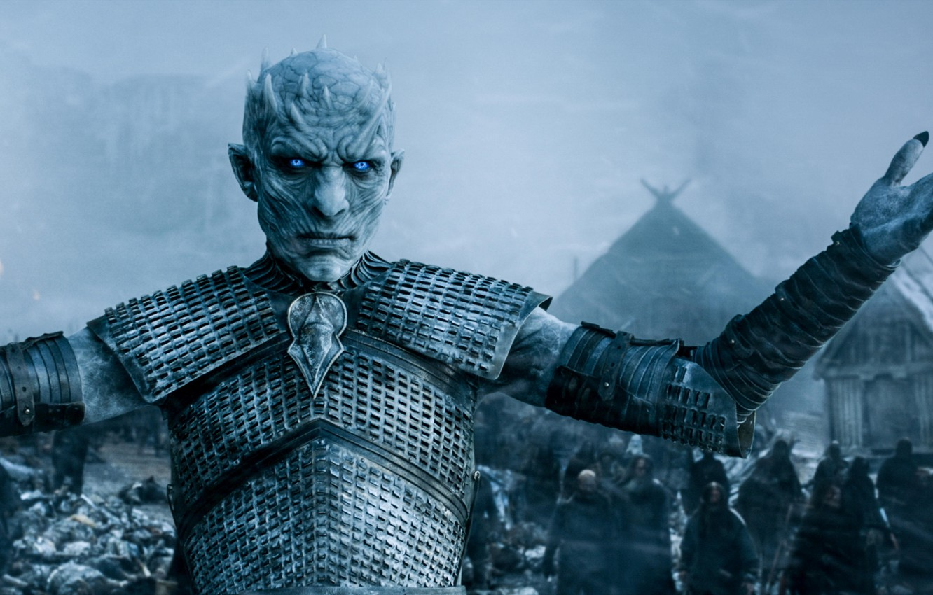 5002490 White Walkers Game Of Thrones Season 8 Tv Shows Hd