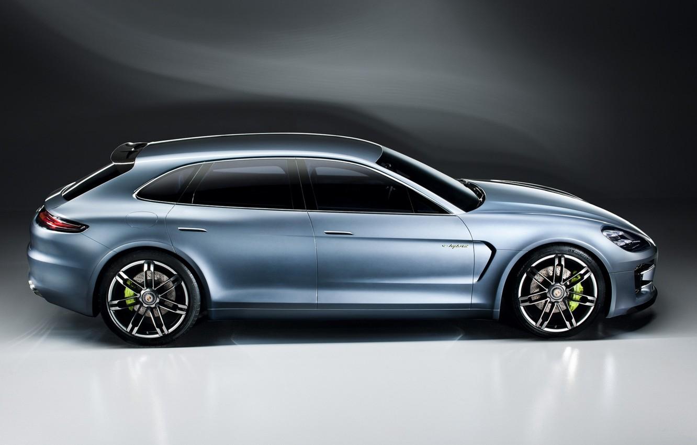 Photo wallpaper Porsche, Sport, The concept, Panamera, Turismo, Sport, Panamera, Turismo, Concept Porsche