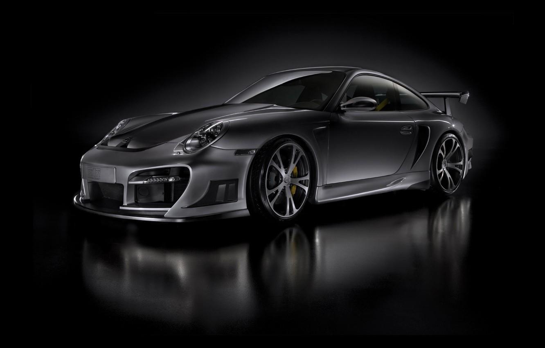 Photo wallpaper car, auto, Porsche