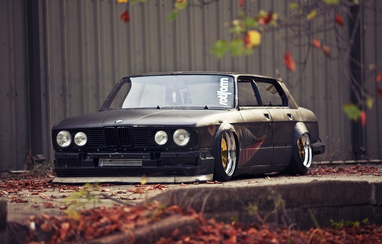 Photo wallpaper Wallpaper, BMW, BMW, wallpapers, e28