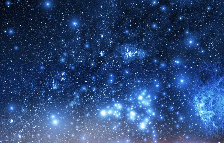 Photo wallpaper space, stars, the universe, galaxy, Galaxy