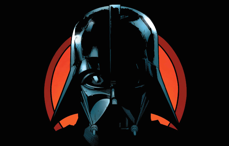 Photo wallpaper mask, Star Wars, Darth Vader
