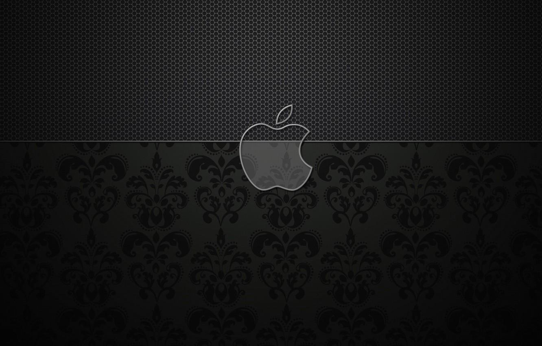 Photo wallpaper Apple, Apple, brand