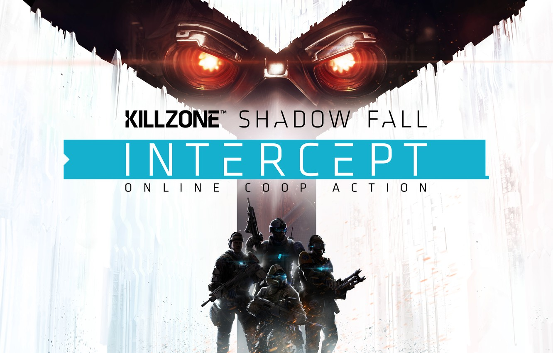 Photo wallpaper Game, Sony Computer Entertainment, Killzone: Shadow Fall