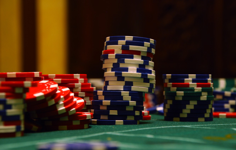 Wallpaper card, the game, chips, poker, casino, blackjack, 21 images for desktop, section разное - download