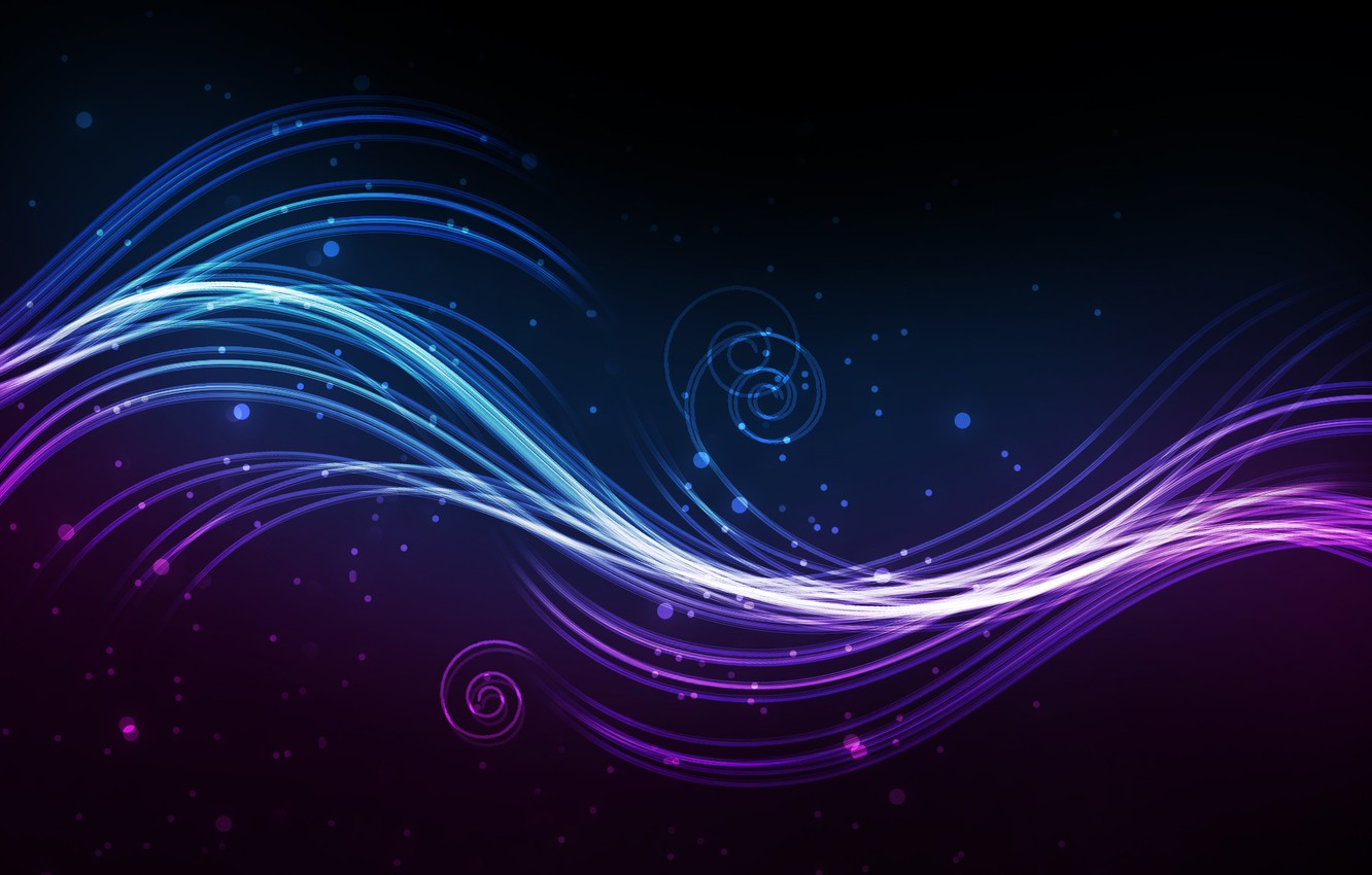 Photo wallpaper color, line, abstraction, patterns, dark, abstract, spot